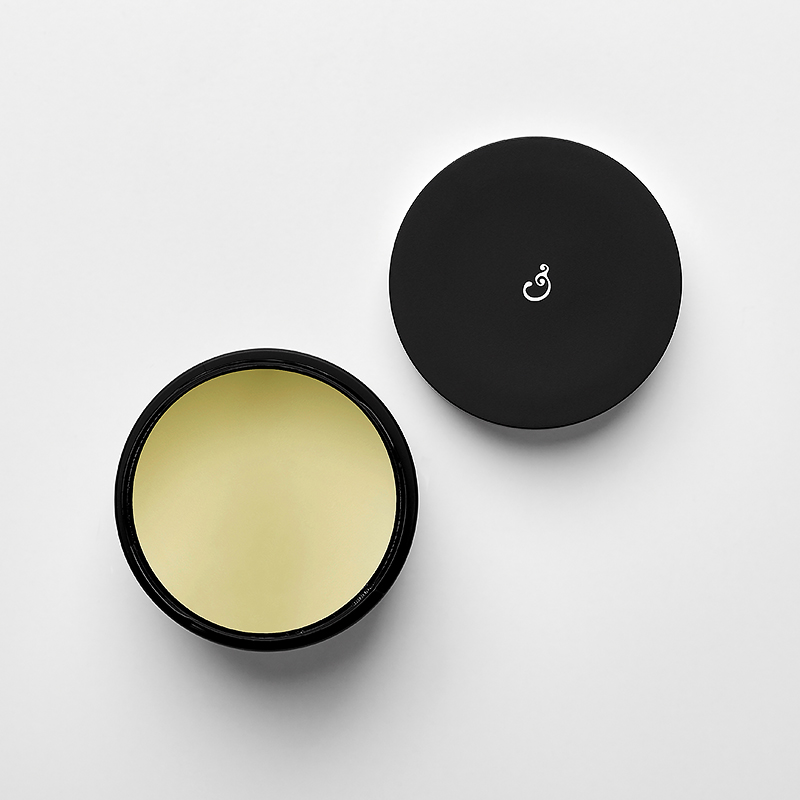 Erase cleansing balm texture pestle and mortar